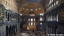 Istanbul Hagia Sophia Kirche Moschee Museum