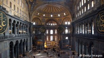 Istanbul Hagia Sophia Kirche Moschee Museum
