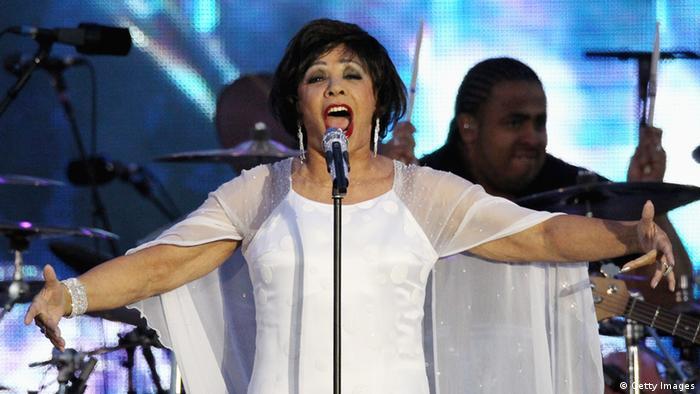 Shirley Bassey Sängerin
