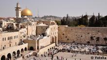 Jerusalem Israel Palästina