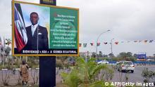 Afrika-Südamerika Gipfel in Malabo, Äquatorialguinea 2013