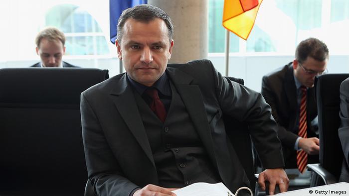Otto Schily vor dem NSU Untersuchungsausschuss 15.03.2013