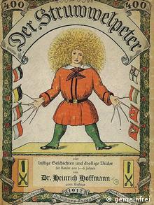 Struwwelpeter book cover