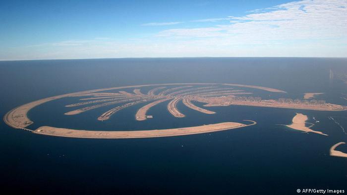 Bildergalerie Wasser als Wohnfläche The Palm Dubai