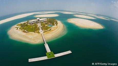 Bildergalerie Wasser als Wohnfläche The World Dubai