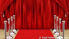 Roter Teppich Symbolbild