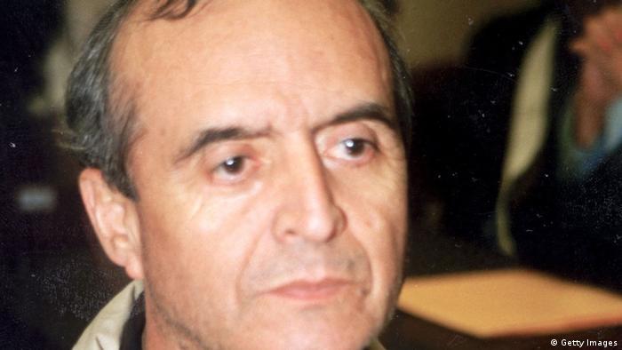 Vladimiro Montesinos, jefe de espionaje bajo la presidencia de Alberto Fujimori.