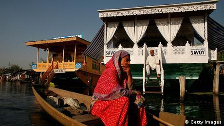 Bildergalerie Wasser als Wohnfläche Hausboot Srinagar Kashmir