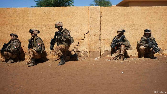French soldiers in Gao, Mali (Reuters)