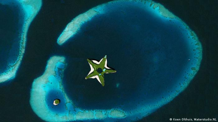 Bildergalerie Wasser als Wohnfläche Projekt Greenstar von Waterstudio NL