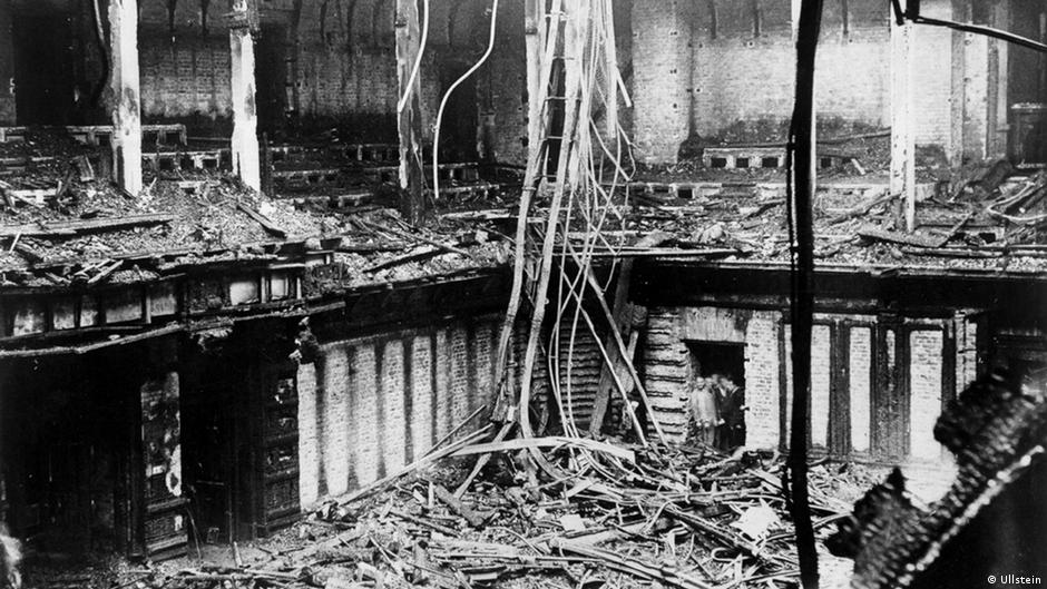 how significant was the reichstag fire The reichstag fire was a dramatic arson attack occurring on february 27, 1933, which razed the building that housed the reichstag (german parliament) in berlin claiming the fire was part of a.