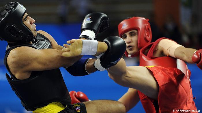 Bildergalerie Sportarten, die olympisch werden möchten Wushu