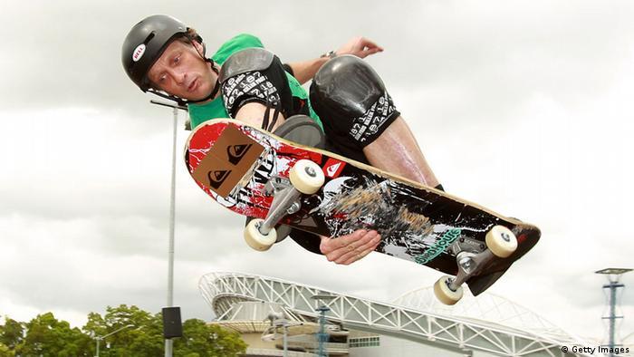 Bildergalerie Sportarten, die olympisch werden möchten Skateboard