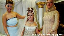 Tunesien Hochzeit Brautjungfer Mutter