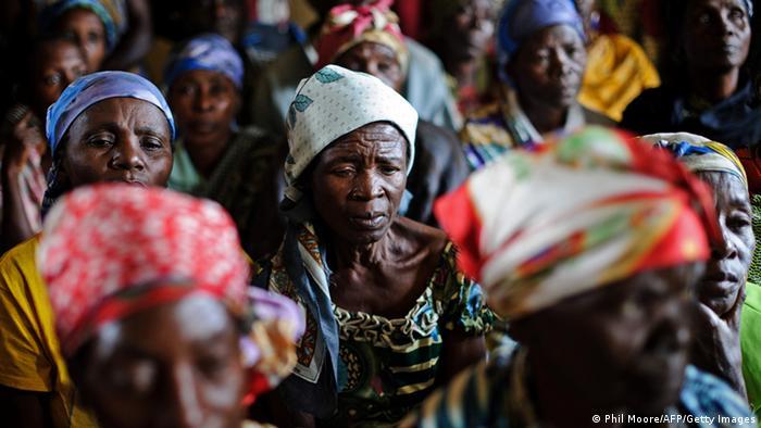 Kongo Frauen