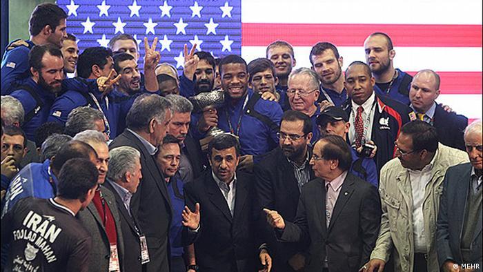 Ringer Weltmeisterschaft im Iran