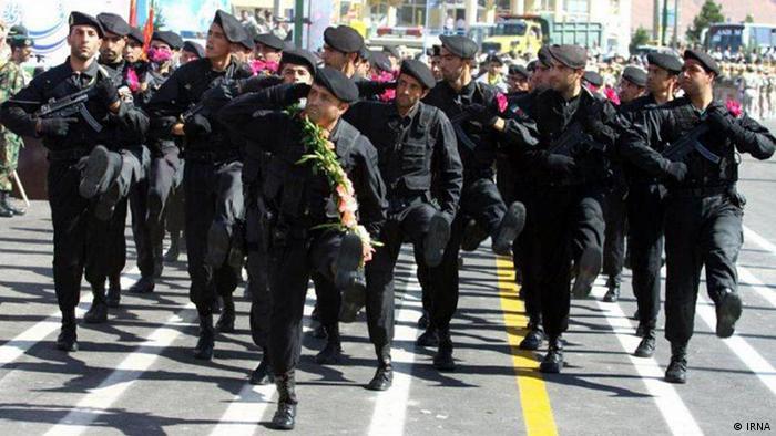Iran Militärparade