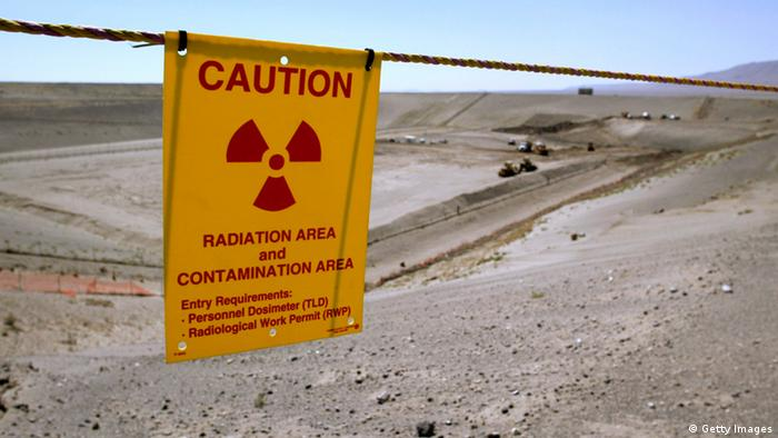 Atom-Müll-Tanks in US-Anlage Hanford undicht (Getty Images)