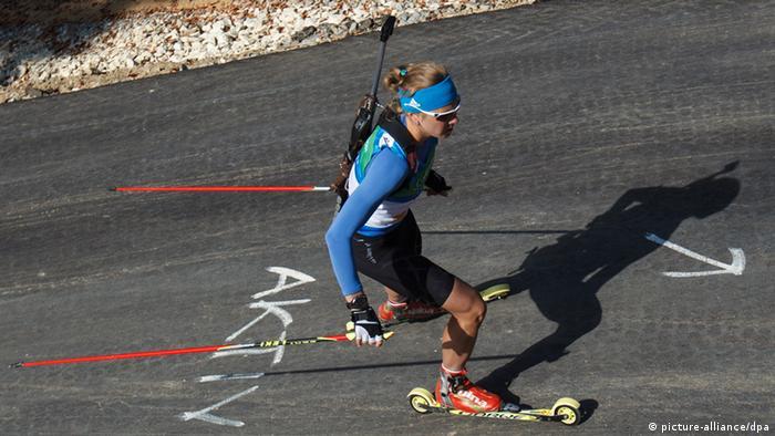 Bildergalerie Sportarten, die olympisch werden möchten Roller Ski