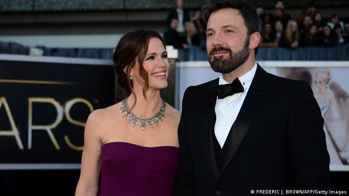 Oscars 2013 Oscarverleihung Ben Affleck und Jennifer Garner