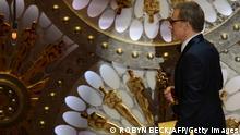 Oscars 2013 Oscarverleihung Christoph Waltz