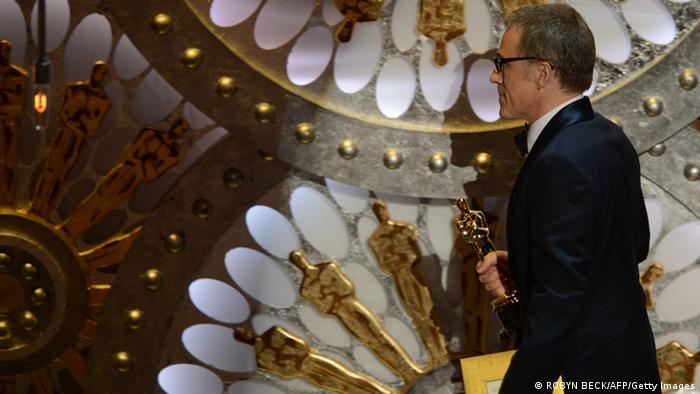 Christoph Waltz bei der Oscarverleihung 2013 (Foto: ROBYN BECK/AFP/Getty Images)