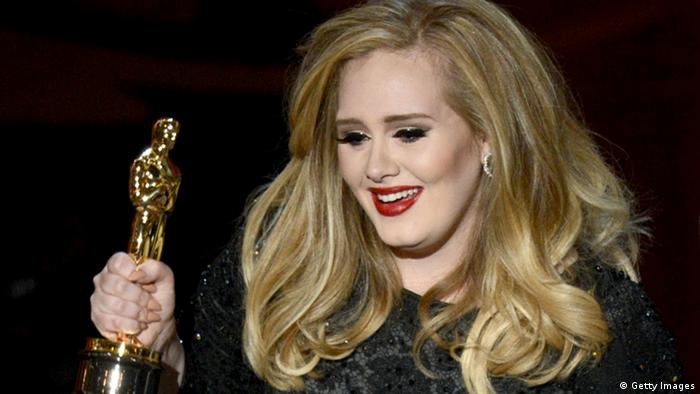 Adele (Photo by Kevin Winter/Getty Images)