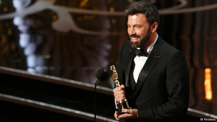 Oscars 2013 Oscarverleihung Argo Bester Film Ben Affleck
