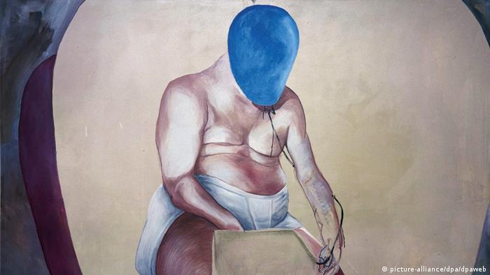 Bildergalerie zu Leben und Wirken des Malers Martin Kippenberger