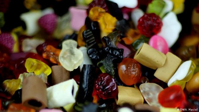 HARIBO Produkte (DW/A. Maciol)