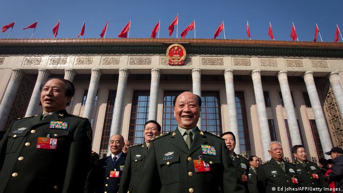Bildergalerie China Volkskongress