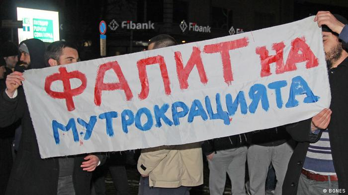 Proteste in Bulgarien nach dem Rücktritt der Regierung