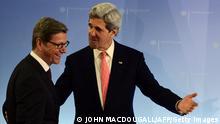 John Kerry in Deutschland Februar 2013
