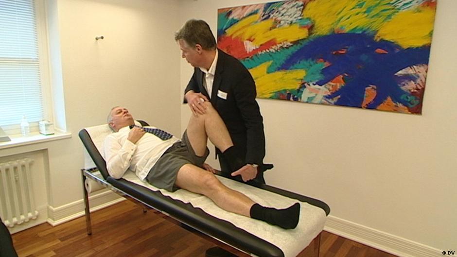 Arthrose im Knie: Stammzellen sollen Knorpelschäden reparieren