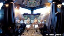Symbolbild - Cockpit