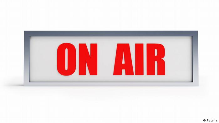 On Air sign, Photo: Fotolia