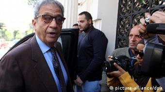 Ägypten Opposition Treffen