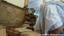 Mali Timbuktu Bibliothek Dokumente