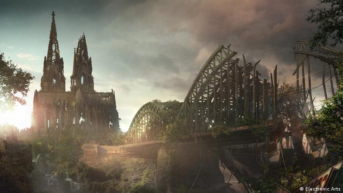 Köln im Look von Crysis 3