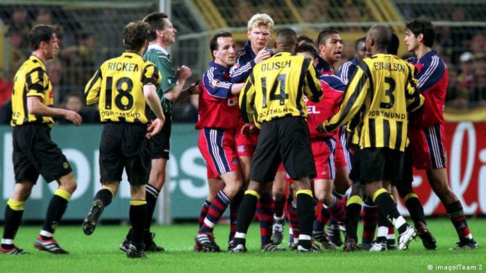 Bildergalerie Borussia Dortmund FC Bayern München