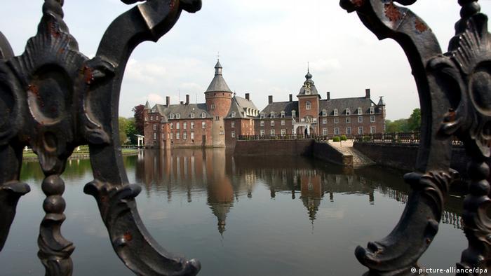 Deutschland: Isselburg Schloss Anholt