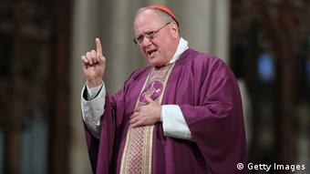 Cardinal Timothy Dolan, Archbishop of New York, (Photo by John Moore/Getty Images)