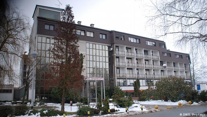 Hotel Porin u zagrebačkim Dugavama