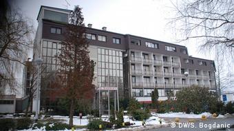 Hotel Porin u Zagrebu