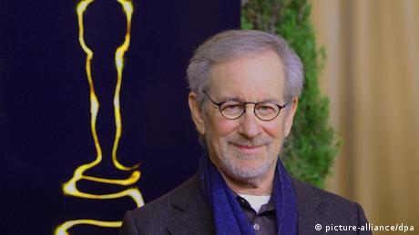 Steven Spielberg Februar 2013