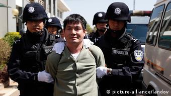 China Hinrichtungen