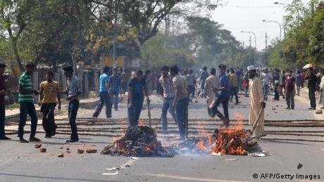 Delwar Hossain Sayedee Kriegsverbrechen Todesurteil Bangladesch