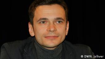 Илья Яшин (фото из архива)