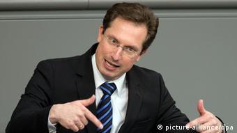 FDP Meclis Grup Başkanvekili Stephan Thomae