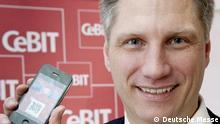 Cebit-Chef Frank Pörschmann CeBIT macht Shareconomy zum neuen Leitthema für 2013: Shareconomy beschreibt das Teilen und das gemeinsame Nutzen von Wissen, Ressourcen, Erfahrungen und Kontakten als neue Formen der Zusammenarbeit.